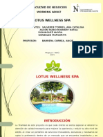 LOTUS WELLNESS SPA.ppt