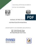 Manual de Practicas de Automatizacion Industrial 2016-1