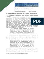 Tema 3 Silencio Administrativo