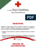 MANUAL DE CONTRATISTAS DIVULGACIÓN
