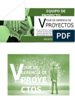 V Tour de Gerencia de Proyectos 2015