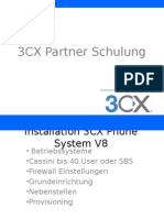 3CX Partner Schulung | Session Initiation Protocol | Port