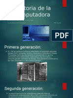 Carreón Molina DianaLaura Lahistoriadelacomputadora
