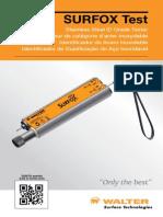 Inox Tester User Manual EP04