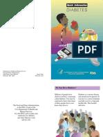 (Health) FDA - Quick Information on Diabetes