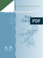 How-To Rain Gardens