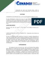 Sentencia Casación 215-2002 (Art. 622 num 1).doc