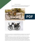 Historia Del Automovil Ingles