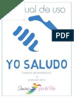 Manual de Uso Yo Saludo