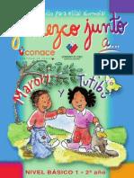 Cuadernillo 2º Año Yo Crezco Junto a Marori y Tutibú