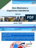 Comunicacion Anexo SSPA Proveedores Contratistas