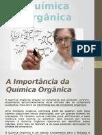 Aula - Química Orgânica