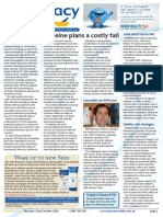 Pharmacy Daily for Thu 22 Oct 2015 - Codeine plans a costly fail, Mental health innovation, Safety net changes, Travel Specials and much more