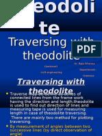 Ppt on Theodolite