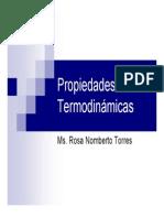 Propiedades Termodinámicas [Modo de Compatibilidad]