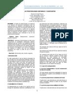 Informe de Lab. - Estequiometria