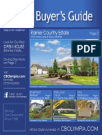 Coldwell Banker Olympia Real Estate Buyers Guide October 24, 2015