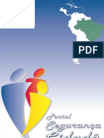 PNSP- PLANO NACIONAL DE SEGURANÇA PÚBLICA