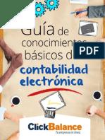 Guia de Conocimientos Basicos de Contabilidad Electronica