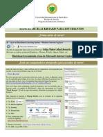 Manual Basico para la Administración de Cursos