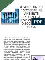 Administracion y Sociedad