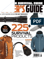 American Survivall Guide Buyers 2014