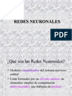 Intro a Redes Neuronales