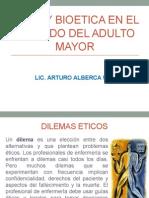 Etica y Bioetica en El Cuidado Del Adulto Mayor