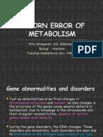 BIOLOGI 5 - Presentasi Inborn Error Metabolism
