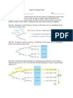 using tree diagrams task