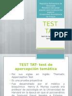 TEST TAT