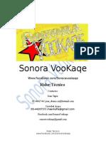 Rider T. Sonora VooKaqe
