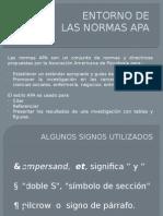 Normas APA 2