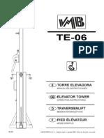 Manual te-06 v6.091
