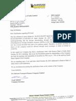 Clarification regarding FII Limit [Company Update]