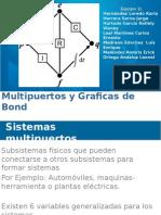 Multipuertos y Bond Graphs