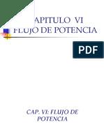 Potencias  - Cap VI - FLUJO DE POTENCIA .pdf