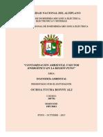 Contaminación Ambiental y Sector Energético en La Región Puno