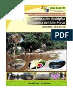 Geologia del Alto Mayo