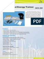 Wind Energy Trainer