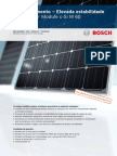 Bosch Solar Module c Si M 60-01-2011