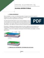 Geologia Estructural Trabajo