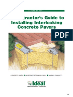Paver Installation Guide