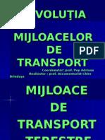 0evolutiamijloacelordetransport