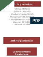 Rhumatisme Psoriasique (3)