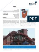Iron Ore Jigging Plant