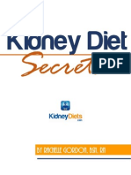 Kidney Diet Secrets Book