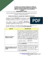 Resol 1370 FORMATOS NSO Decision 706 25oct2010