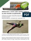 Adolescente é Morto Após Assaltar Mulheres No Sítio Guritiba Em Queimadas