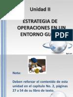 Estrategia de Operaciones en Un Entorno Global